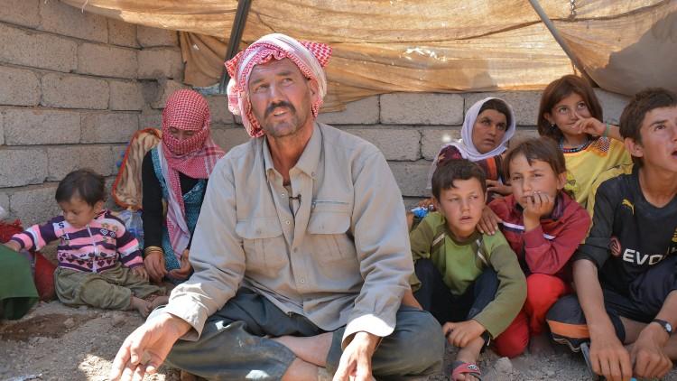 العراق: الفرار من رعب غير مسبوق