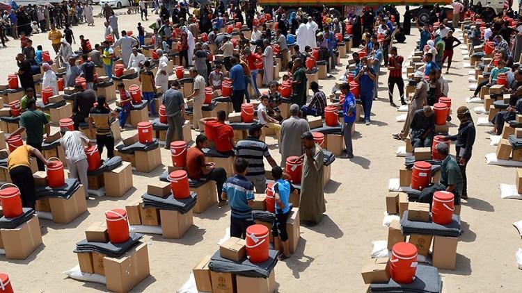 Iraque: CICV entrega ajuda humanitária urgente em meio a intensos confrontos em Anbar
