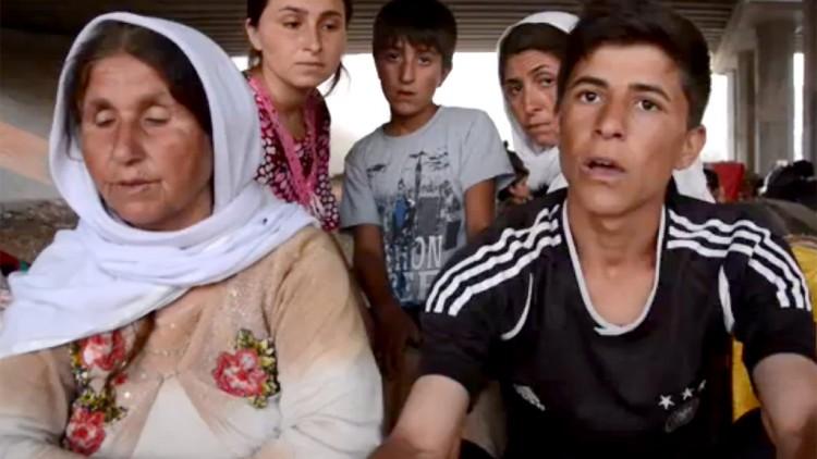 Irak : les civils qui fuient les combats ont besoin d'aide