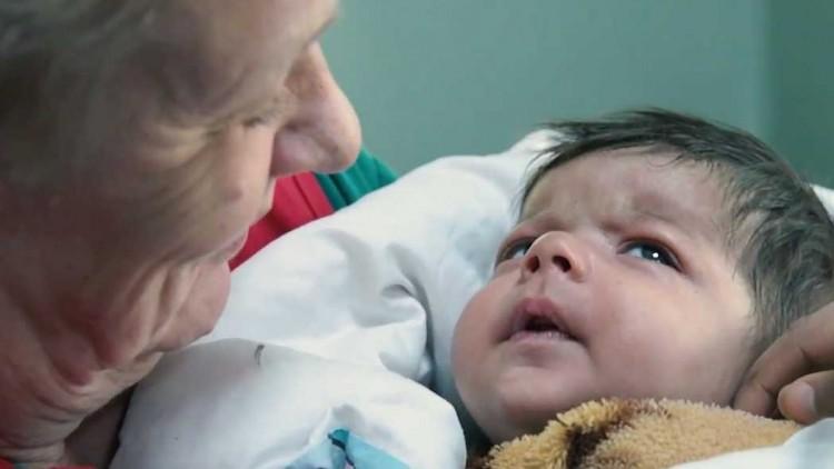 伊拉克:鲁兹哈瓦医院的一天