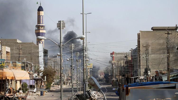 伊拉克:战事愈演愈烈,可能会有近一百万人被迫逃离家园