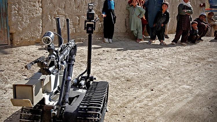 Armas autónomas: las decisiones de matar y destruir son una responsabilidad humana