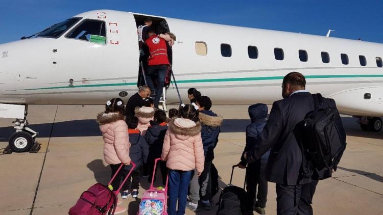 مصر - ليبيا: بعد مضيّ عامين.. جمع شمل اثنيّ عشر طفلًا مع أسرهم