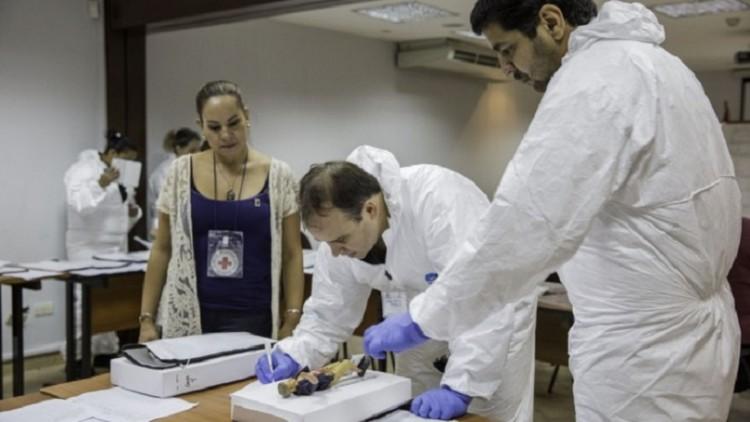 Paraguai: ciências forenses para melhorar resposta humanitária a desastres