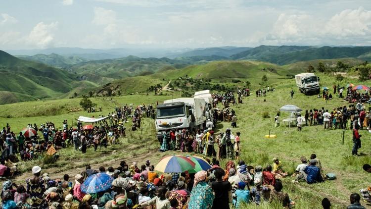 刚果民主共和国:赖以为生的食物