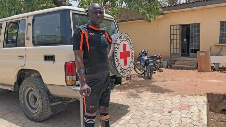 Un pas après l'autre : mise sur pied d'un nouveau centre de réadaptation physique au Mali