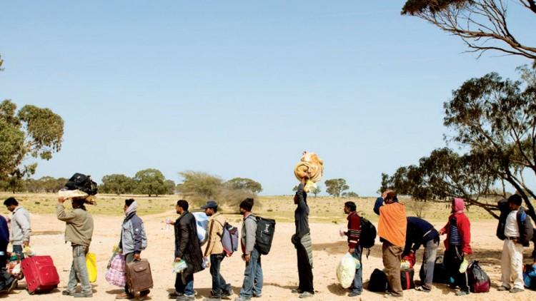 Unsere Aktivitäten zur Unterstützung von Migranten