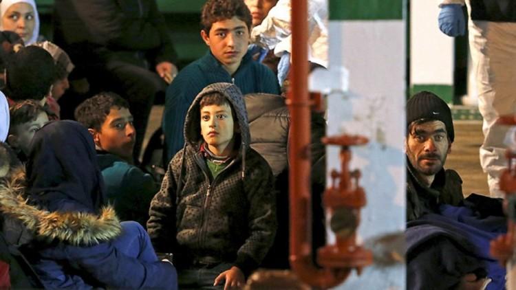 وفاة المهاجرين واللاجئين صرخة موجهة إلى الدول الأوروبية للتحرك على صعيد العمل الإنساني