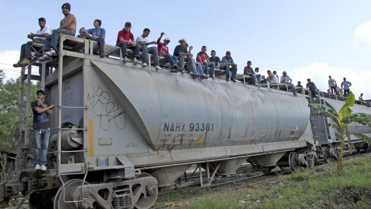 Migración: la búsqueda desesperada de un mañana más auspicioso