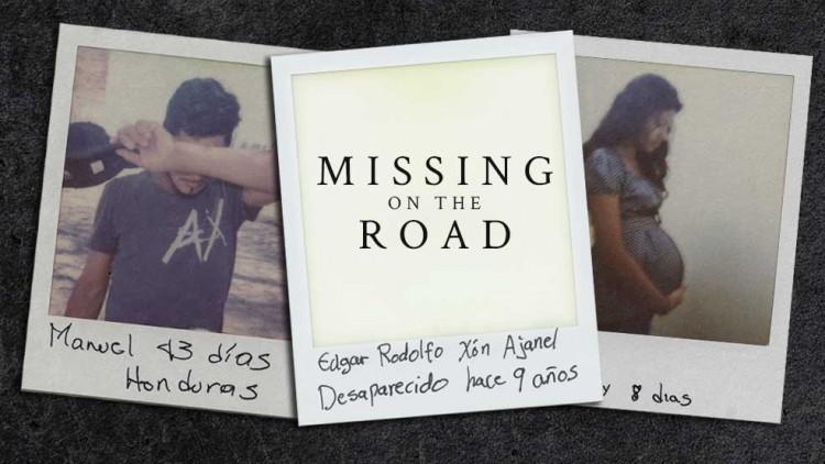 Migrantes desaparecidos no caminho