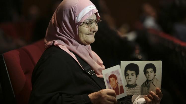 أنشطة اللجنة الدولية لمساعدة عائلات المفقودين في لبنان