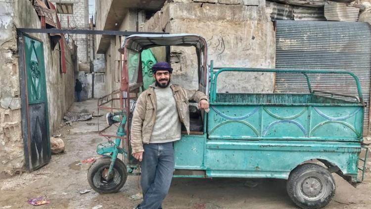 Zona rural de Damasco: o que vem depois do conflito?