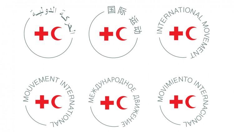 Un logo pour le Mouvement international de la Croix-Rouge et du Croissant-Rouge