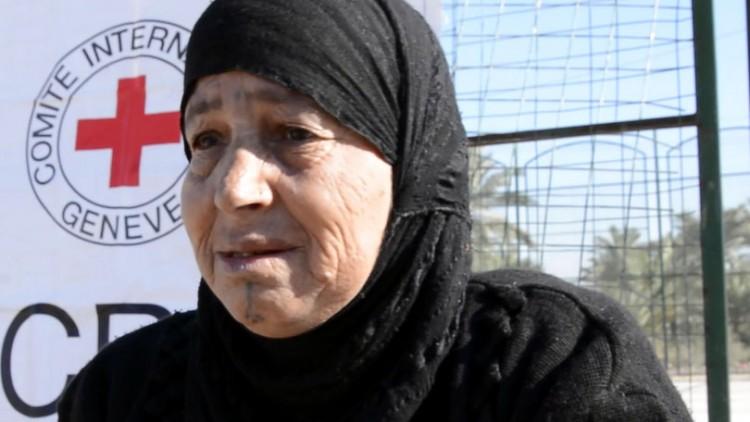 Iraque: Um Ali deve lidar com a morte e o deslocamento