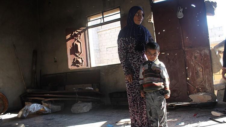 Síria: aumenta sofrimento com chegada do inverno