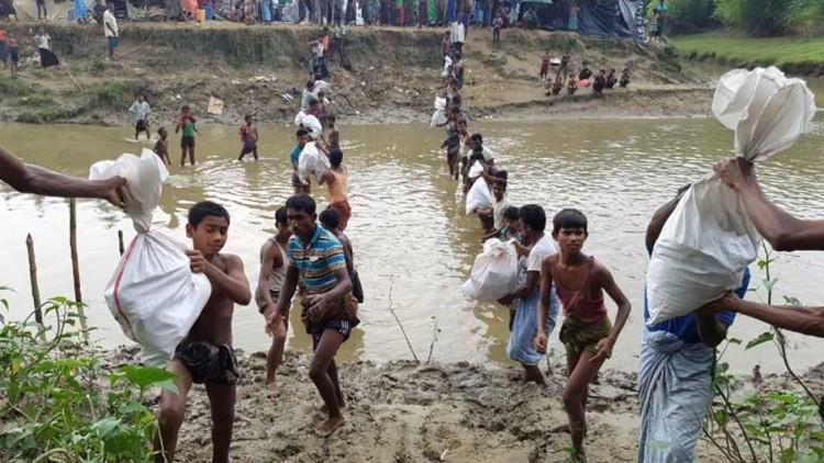 缅甸:红十字国际委员会加大力度 援助逃离暴力局势的民众