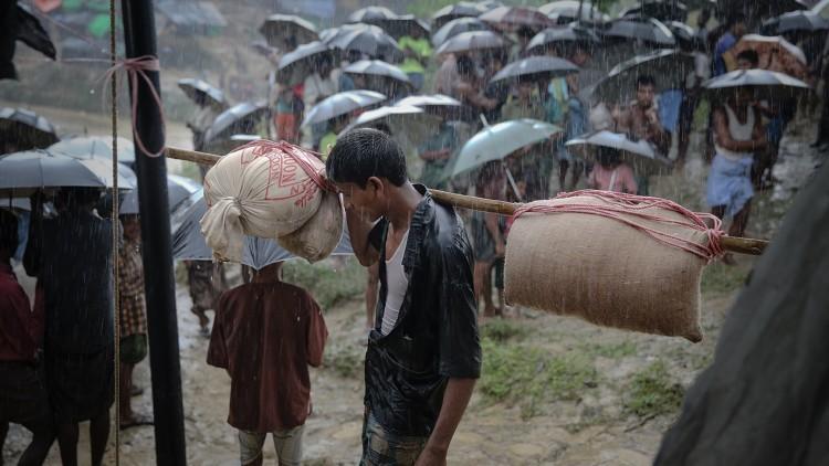 缅甸若开邦面临危机 生活支离破碎 迫切需要援助