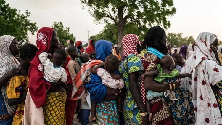 Nigéria: responder às necessidades das pessoas afetadas por conflitos armados em 2017