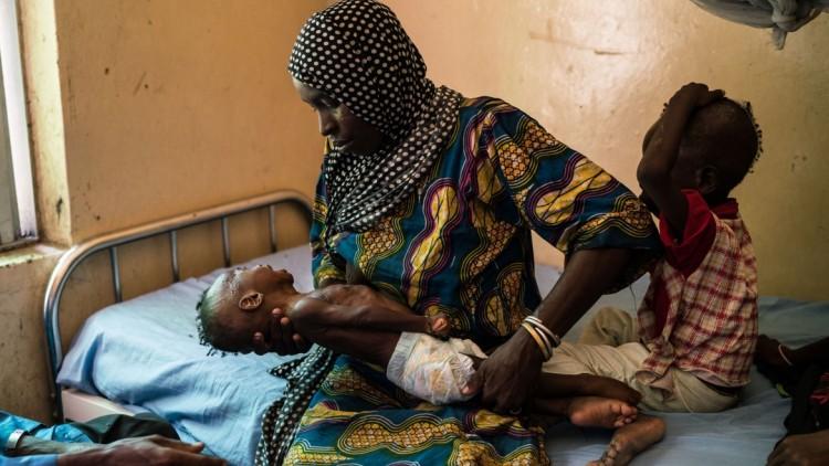 """""""É necessário um aumento urgente da ajuda para enfrentar a crise da fome"""""""