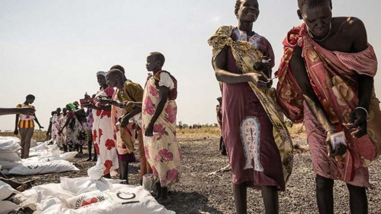 """هناك حاجة ملحة إلى مضاعفة المساعدات للتصدي لأزمة الجوع"""""""