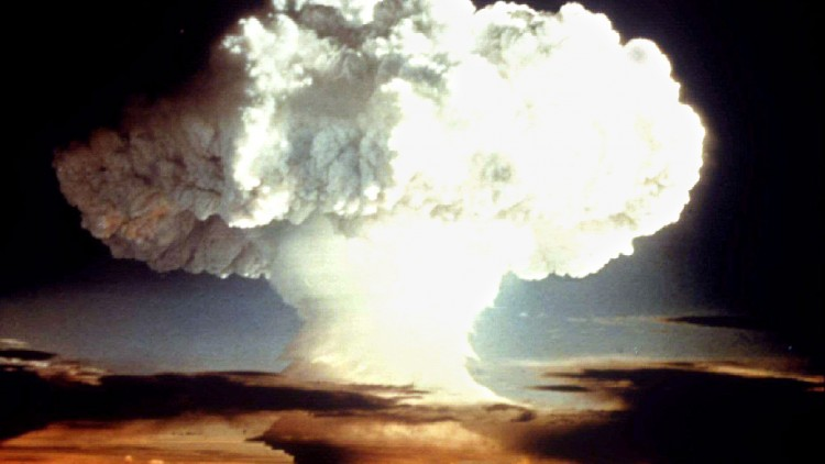 Nuclear weapons: A disaster we cannot prepare for