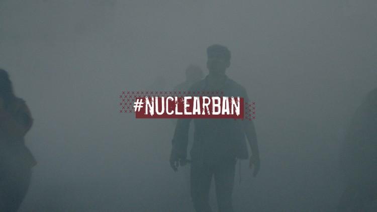 Ist die Welt bereit, sich einem Atomkrieg zu stellen? Nein. Dann lasst uns die Bomben verbieten.