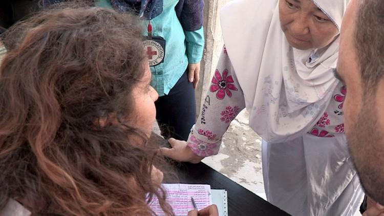 Líbano: ayuda para los refugiados palestinos que huyeron de Siria