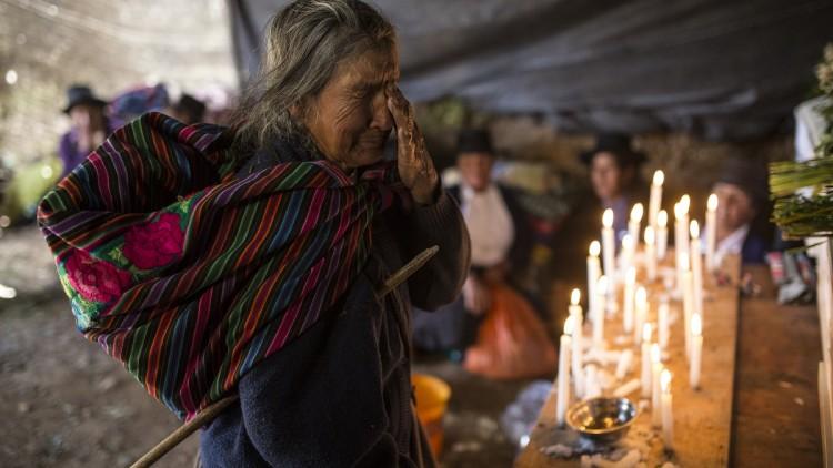 Perú: nuevo Banco de Datos Genéticos trae esperanza a familiares de personas desaparecidas