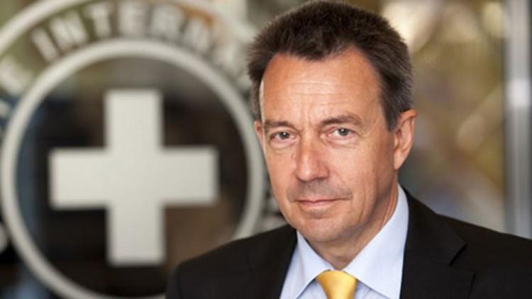 红十字国际委员会主席彼得•毛雷尔
