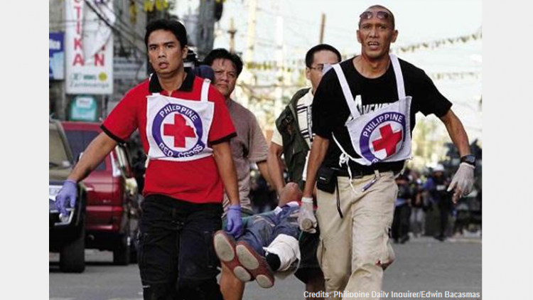 Philippine Red Cross shares its Safer Access experience
