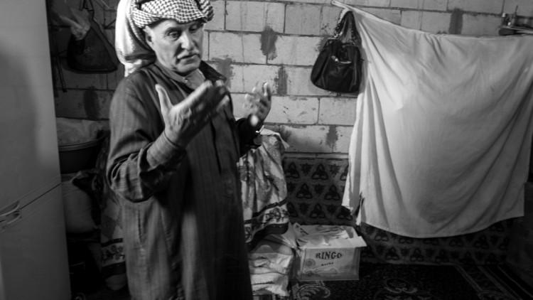 Refugiados sírios no Líbano