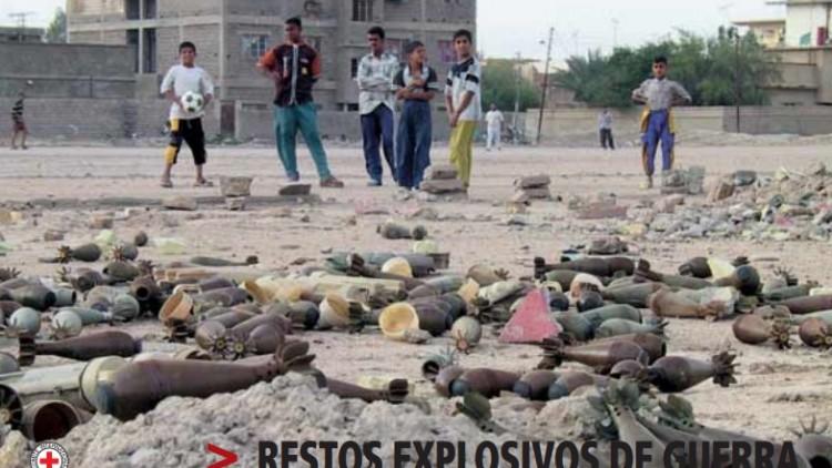 Restos explosivos de guerra: El legado letal de los conflictos armados modernos