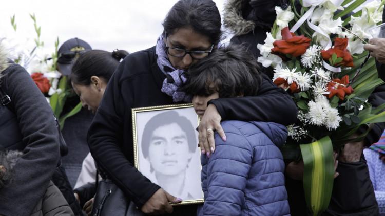 Journée internationale des personnes disparues 2021 : les blessures ne guérissent pas avec le temps mais avec des réponses