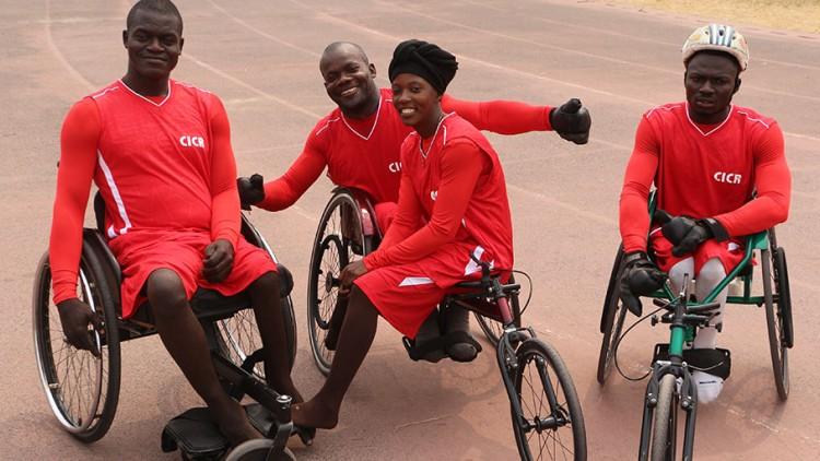República Democrática do Congo: a caminho dos Jogos Paralímpicos Rio 2016