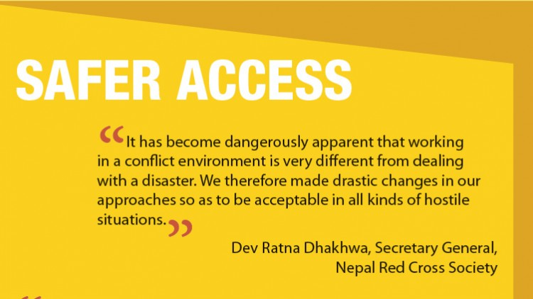 Safer Access: Rising to the challenge