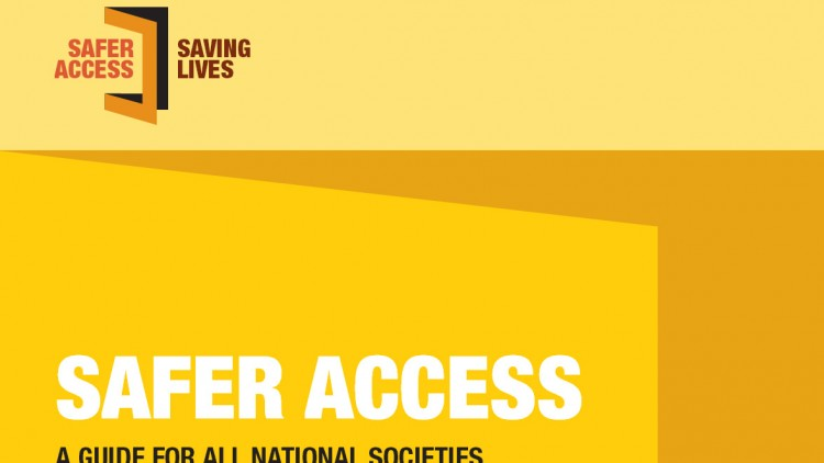 Safer Access: A guide for all National Societies