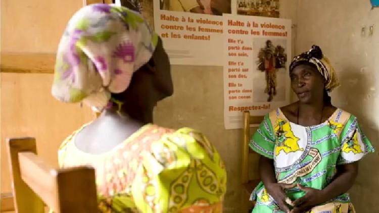 العنف الجنسي في جمهورية الكونغو الديمقراطية: الإفصاح عن ما حدث والتغلب على الصدمة