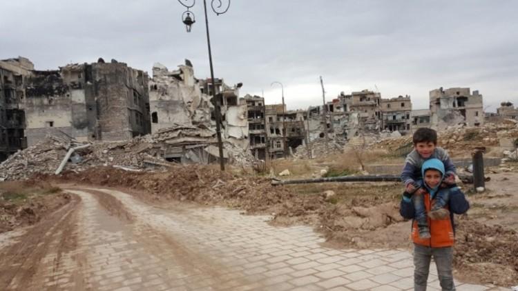 Guerra na Síria: através das linhas de frente