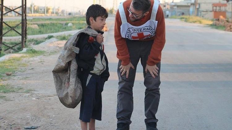 Síria: como ajudamos em 2016