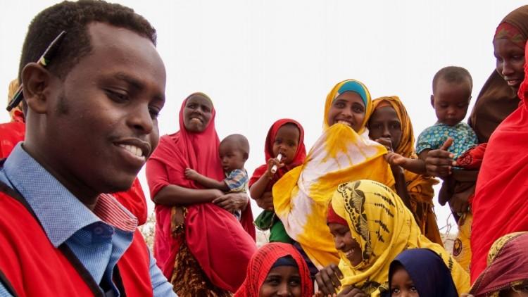 """Equipes móveis levam saúde para somalis que estão """"muito, muito longe"""""""