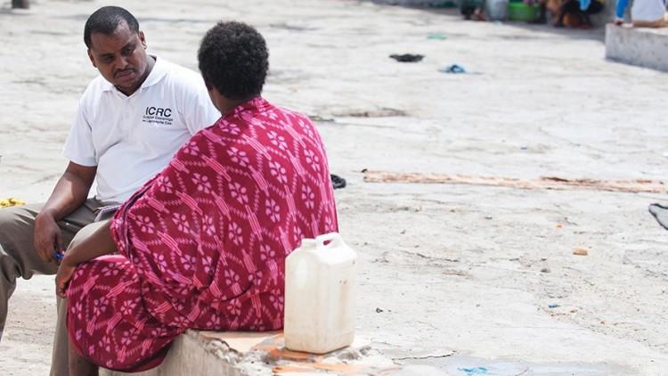 Somália: visita aos detidos para garantir que sejam tratados com dignidade