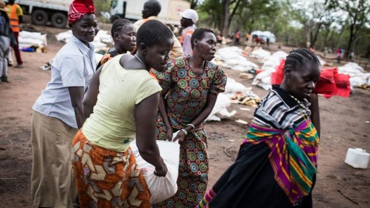Soudan du Sud : distribution de semences et d'outils avant l'arrivée des pluies