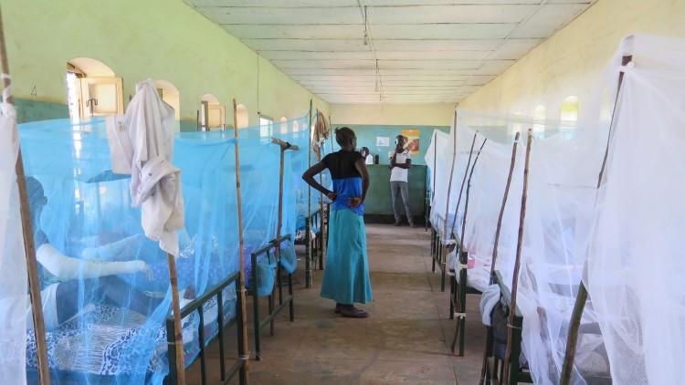 Sudão do Sul: hospital de Maridi em pleno funcionamento – CICV fortalece apoio