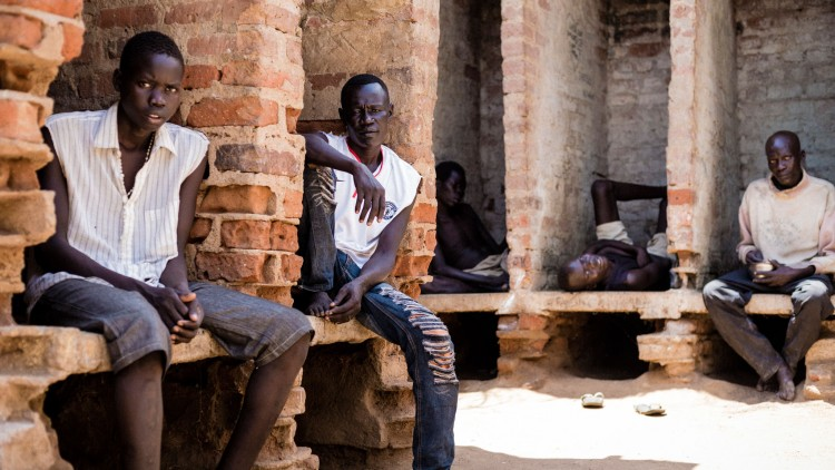 South Sudan: Detainees lose vital support as families flee violence and food insecurity