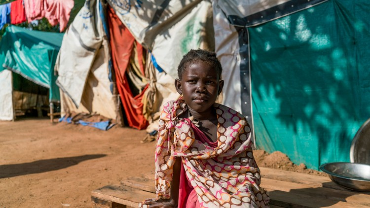 South Sudan's civil war has left millions forcibly displaced