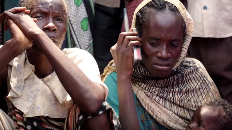 Sudán del Sur: ayudar a restablecer el contacto entre las personas que huyeron de Wau