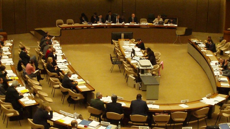 Fifth Review Conference of States Parties to the Convention on Certain Conventional Weapons