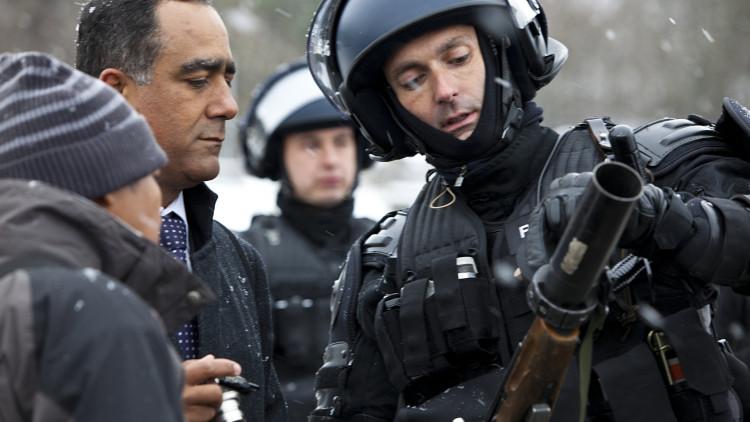 Les relations du CICR avec la police et d'autres forces de l'ordre