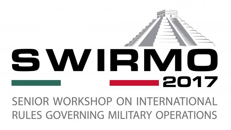 México: XI Taller para oficiales superiores sobre las normas internacionales por las que se rigen las operaciones militares 2017 (SWIRMO)