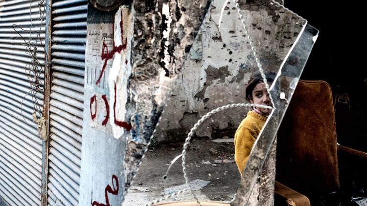 叙利亚 霍姆斯:平常的一天